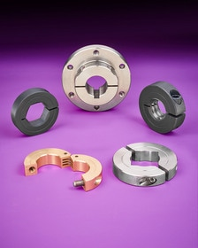 Stafford Introduces Full Line of Standard Shaft Collars with Wide Choice of Bore Configurations
