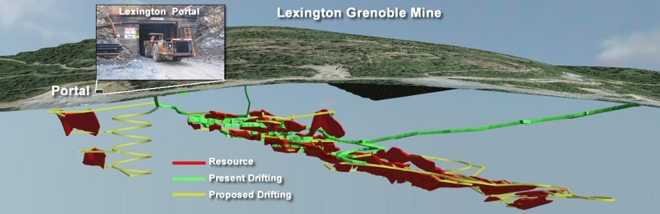 Golden Dawn Receives Permits for Operating Lexington-Grenoble Mine and Greenwood Process Plant