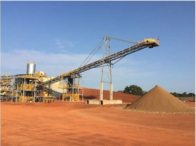 Construction Progresses Ahead of Schedule at Endeavour Mining's Houndé Gold Project