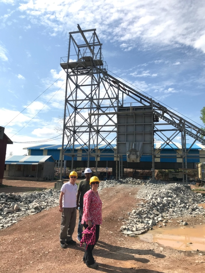 Angkor Gold Reports Latest Updates on Mesco Mine Site