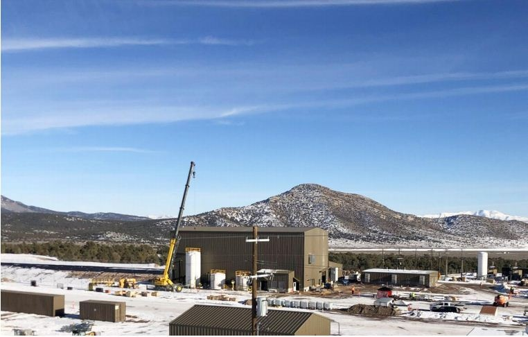 McEwen Mining's Gold Bar Mine Start-Up Progress