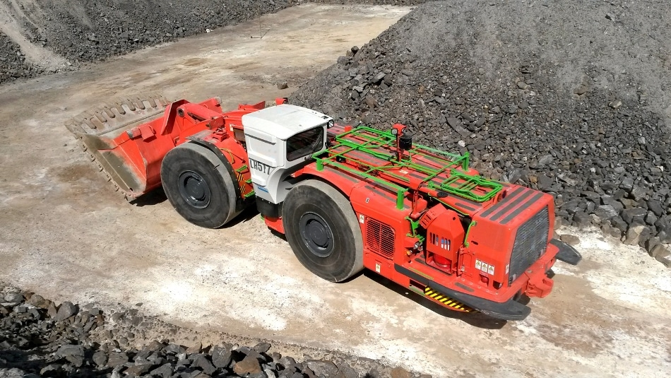 Automation Technology for African Copper Mine