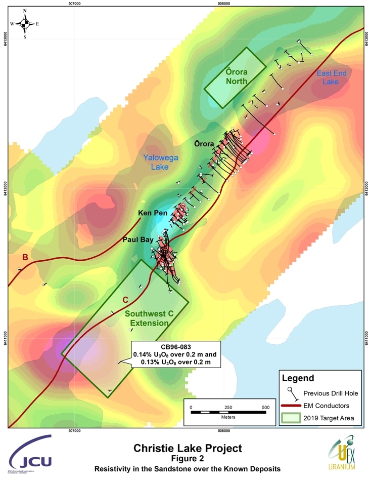 UEX Announces Phase II Exploration Program at Christie Lake Project