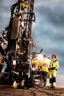 Atlas Copco Introduces New Protective Guard for Surface Drill Rigs