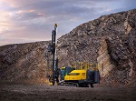 Atlas Copco launch their New PowerROC Drill Rig at Bauma China 2014