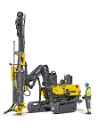 FlexiROC T25 R - New Drill Rig by Atlas Copco