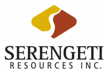 Serengeti Resources Discovers Multi-Parameter Drill Target at UDS Property Near Kemess South Mine