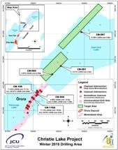 UEX Corporation to Commence Drilling Program at Christie Lake Project