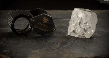 Lucara Announces Recovery of 327-Carat Diamond from Karowe Mine