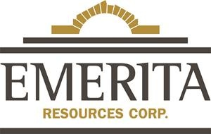 Emerita Announces It has Received Permits to Commence Drilling on Plaza Norte Zinc Project