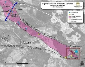 Balmoral Resources Starts Drilling at Grasset Nickel-Copper-Cobalt-PGE Deposit in Quebec