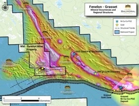 Balmoral Announces Start of Drilling at Area 52 Gold Target in Quebec