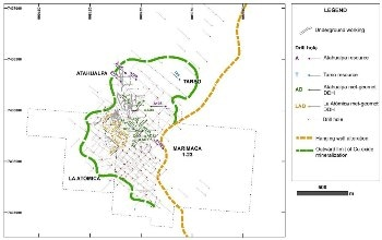 Coro Mining Completes Resource Expansion Drilling at Marimaca Phase II