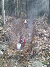 Beauce Gold Fields Updates on Sampling and Geological Mapping at St-Simon-les-Mines