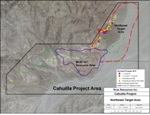 Teras Announces Positive Results from Geochemical Sampling Program at Cahuilla Project