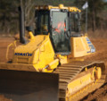 Komatsu Introduces Their First Intelligent Machine Control Bulldozer for North America