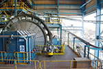 Comminution and Minerals Processing Equipment Supplied by Metso to Aguas Teñidas