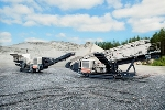 Metso Combines Cone Crusher and Screen into a Single Track-Mounted Plant
