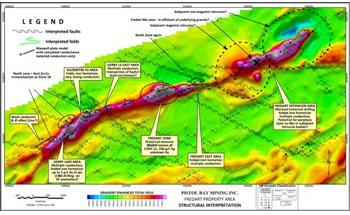 Pistol Bay Announces Exploration Plans for Joy Trend Properties in Ontario