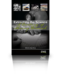 Extracting the Science: A Century of Mining Research