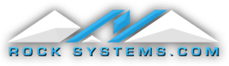 Rock Systems, Inc. logo.