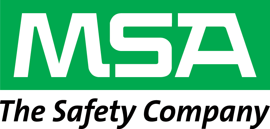 MSA - The Safety Company logo.