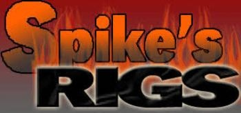 SPIKE'S RIG SALES, Inc logo.