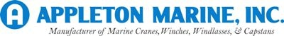 Appleton Marine, Inc. logo.