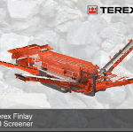 984 Horizontal Screener from Terex Finlay