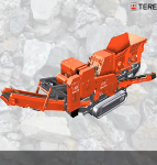 Terex Finlay Unveils I-130 Tracked Impact Crusher
